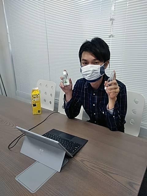 超簡単!10秒で手作りマスクを作ってみた!